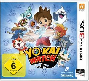 """""""Yo-Kai Watch"""" – 3DS Game ab sofort erhältlich"""