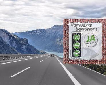 Freie Fahrt für freie Bürger neu aufgelegt: Mit Milchkuhinitiative den Autofahreregoismus fördern