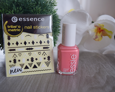 essence tribe´o metric nail sticker