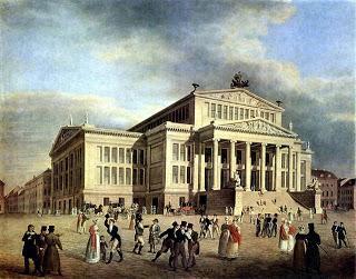 Berlin - Ein großes Dorf | Redegewandtheit | Johann Wilhelm von Archenholtz