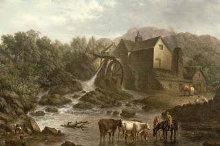 Das alte Mühlrad | Parabel | Zusammenhalt und Gemeinsamkeit