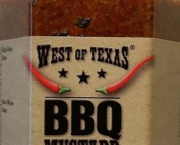 Pepperworld - West of Texas BBQ Mustard