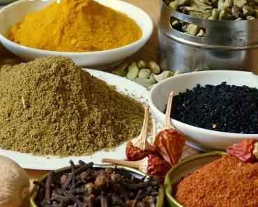 Die wichtigsten Gewürze der ägyptischen Küche - Muharat