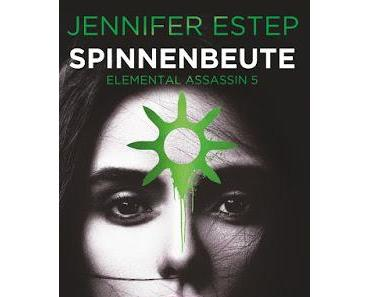 {Rezension} Jennifer Estep - Spinnenbeute