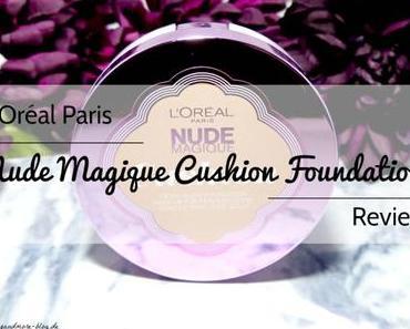 L'Oréal Paris Nude Magique Cushion Foundation – Review