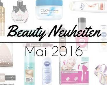 Beauty Neuheiten Mai 2016 – Preview
