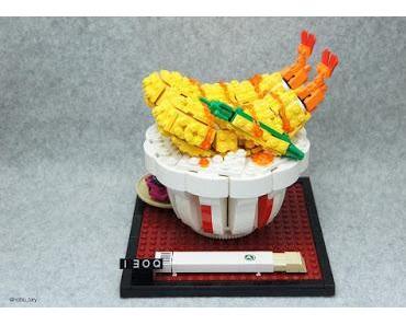 Fun: Japanisches Essen aus Lego von Tary