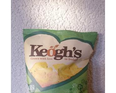 Keogh's Shamrock and Sour Cream Chips