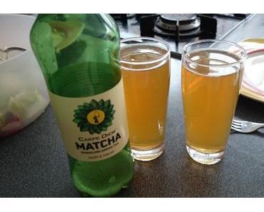 Cape Diem Matcha Sparkling Green Tea