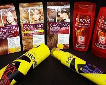 Haare färben mit L'Oréal Casting Crème Gloss – Selbstversuch