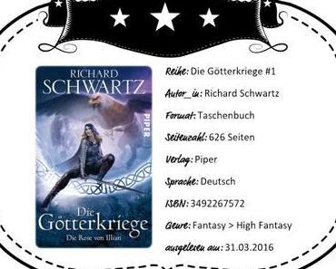 Richard Schwartz – Die Rose von Illian
