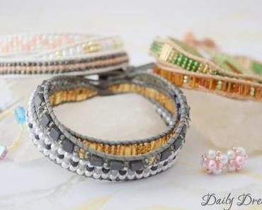 Online-Shop und Vorstellung Blogger-Armband-Kollektion