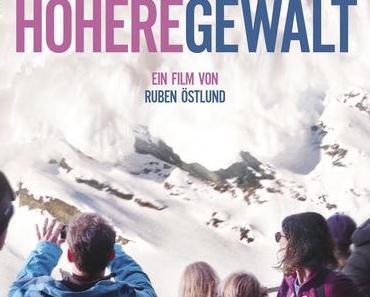 Review: HÖHERE GEWALT - Nach der Lawine ist vor der Lawine