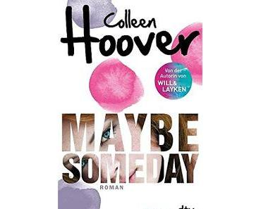 [Rezension] Maybe Someday || Colleen Hoover