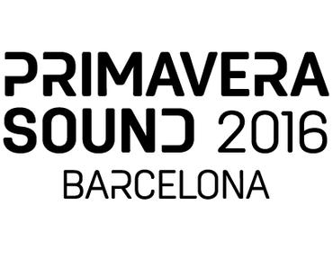 Primavera Sound Festival Barcelona 2016 – Timetable und Ankündigungen