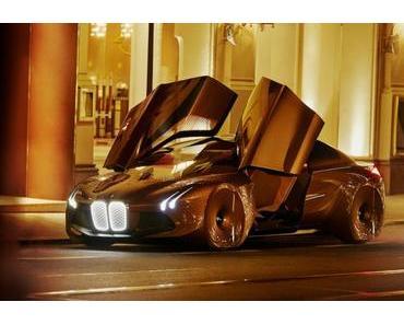 Selbstfahrendes Elektroauto BMW i Next soll 2021an den Start gehen