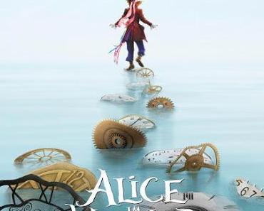 Review: ALICE IM WUNDERLAND: HINTER DEN SPIEGELN - Green Screen ohne Zauber