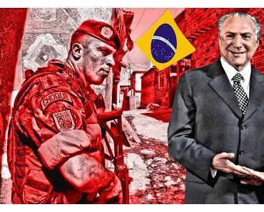 Was von Brasiliens Putschistenregierung zu erwarten ist