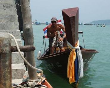 Jetzt halt mal die Luft an! – Freediving in Phuket