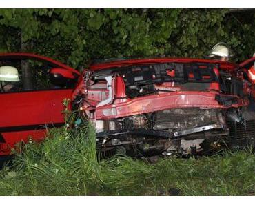 Unfall Roetgen heute – Junge Frau schwer verletzt
