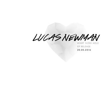Happy Releaseday: Lucas Newman – Heart Sized Hole EP // full stream