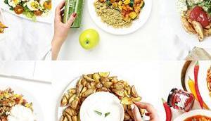 Lunch Ideen gesund, schnell, lecker