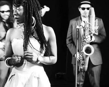 Das spanische Label Tucxone Records veröffentlicht das neue Album 'Black Rose' von Shirley Davis!