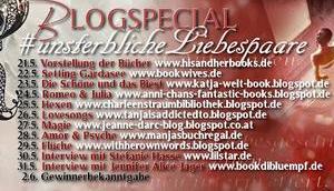 [Blogspecial] »Being Beastly« »Luca Allegra« #unsterbliche Liebespaare