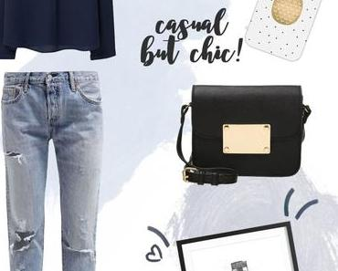Monday Lovers   Style Inspiration – casual but chic