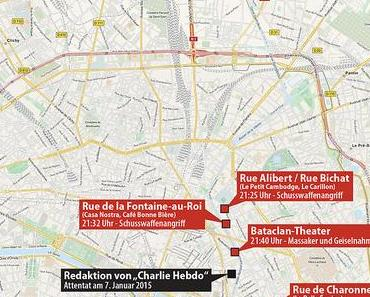 Terror in Paris - Warum wurden wichtige Details ausgelassen?