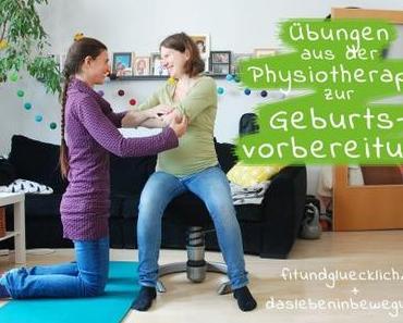 Übungen zur Geburtsvorbereitung aus der Physiotherapie