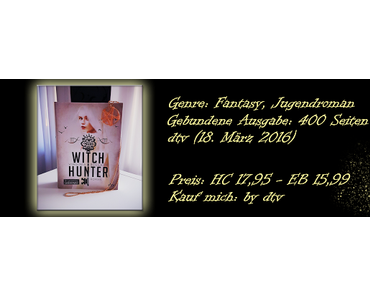 .: Rezension ~ Witch Hunter I. :.