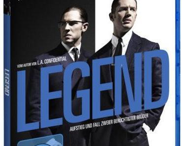 """Gewinne """"Legend"""" auf Blu-ray!"""