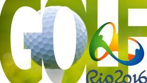 Golfen bei Olympia – Damals