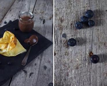 Homemade Schokocreme mit Earl Grey und Lavendel