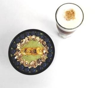 [Recipe] Green-Smoothiebowl