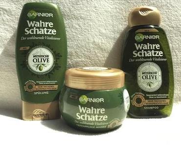 GARNIER Wahre Schätze Mythische Olive Haarpflege-Serie *