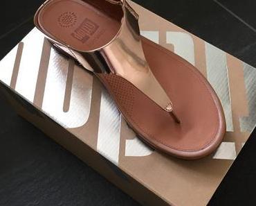Sommer für die Füße
