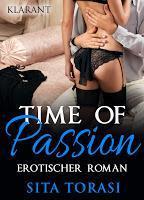 [Buchvorstellung] Time of passion von Sita Torasi