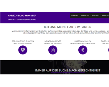Ankündigung – H4 Blog Monster
