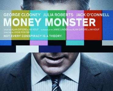 Review: MONEY MONSTER – Der einfache Arbeiter im Kampf gegen ein korruptes System