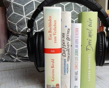 Meine Top 5 Hörbücher/Hörspiele (und wann ich sie höre)