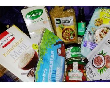 Unboxing: Vegan Box Mai 2016