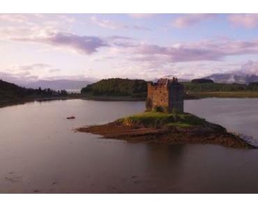 Das wilde Schottland aus der Luft