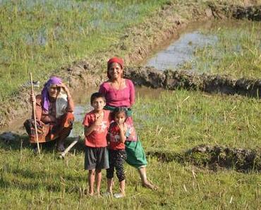 Pokhara – Perle Nepals