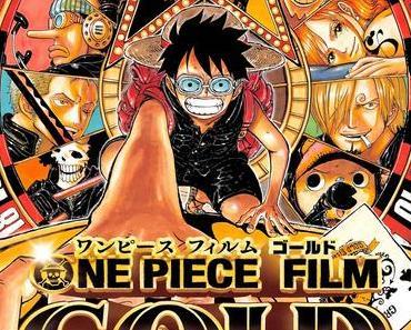 """""""One Piece Film Gold"""" – weitere Gastsprecher bekannt"""