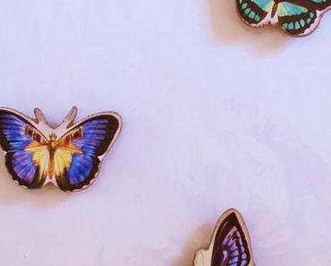 Es waren einmal 3 Schmetterlinge...