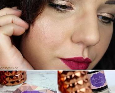 essence Blogger´s Beauty Secrets // Shape & Shadows Eye Contouring Palette + Nailpolish // Review