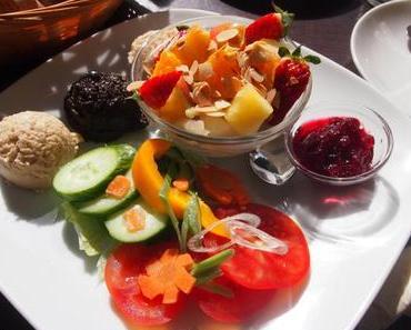 Frühstück bei Nelly's in Mainz