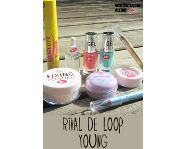 RIVAL DE LOOP YOUNG - Neuheiten im Produktsortiment